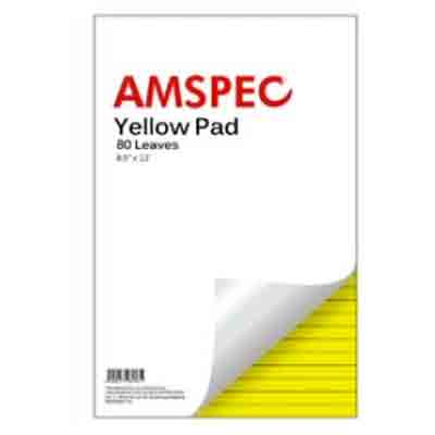 amspec-yellow-pad-front